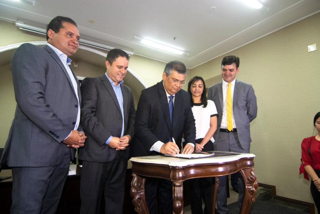 Ninguém solta a mão de ninguém: Flávio Dino tem 11 pré-candidatos para Prefeitura de São Luís