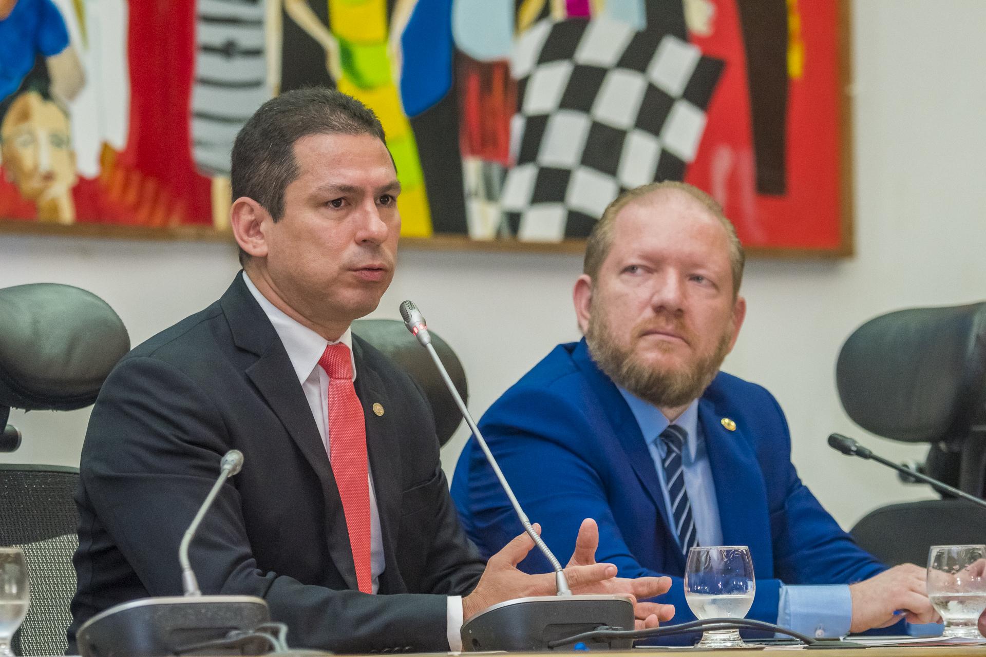 Reforma da previdência é discutida na Assembleia Legislativa do Maranhão