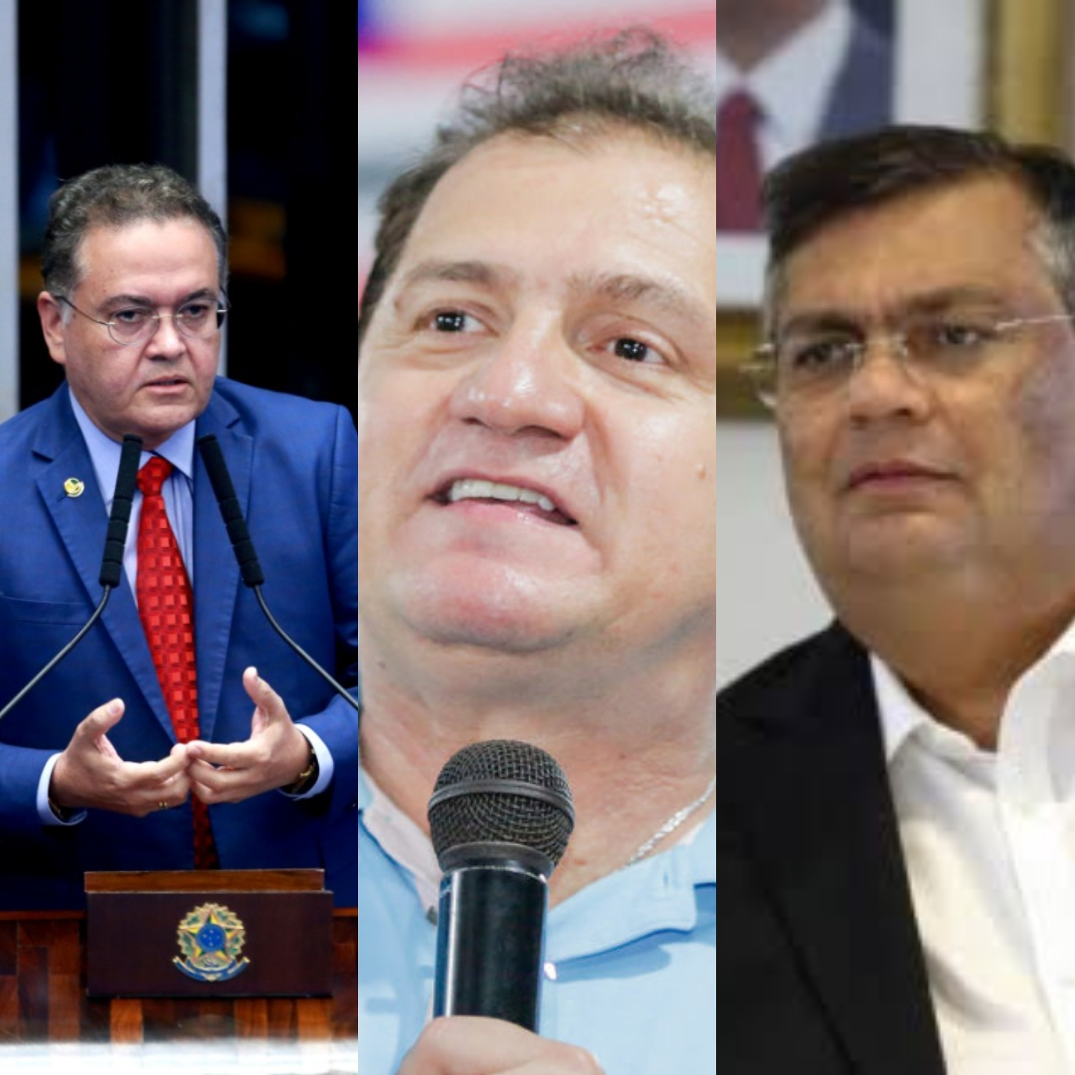 Roberto Rocha ataca Flávio Dino, mas quem levanta a voz é Simplício Araújo