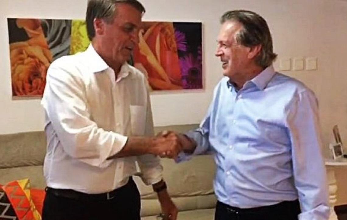 Bolsonaro marca encontro para informar que deixará o PSL