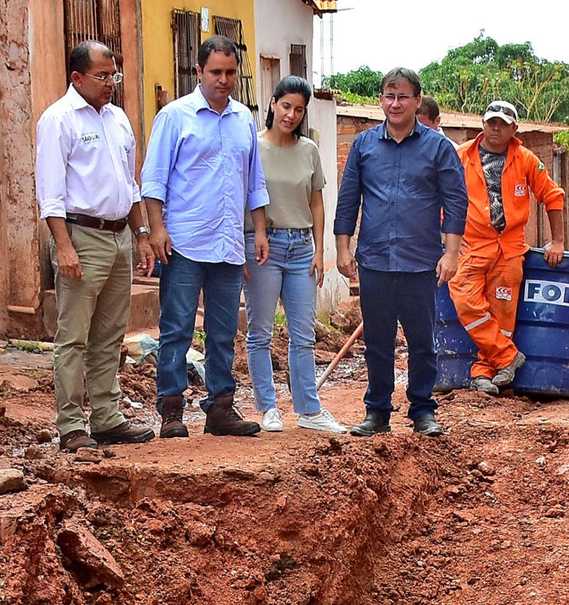 Edivaldo Holanda pai diz que prefeito Edivaldo Jr está pronto para ser governador do Maranhão