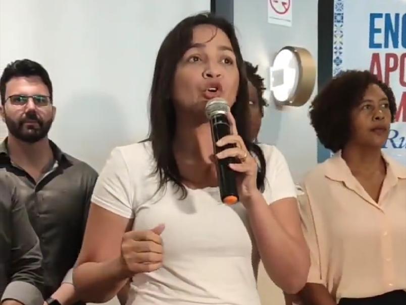 """""""Temos várias candidaturas. Esse grupo ganha a eleição em 2020"""", diz senadora Eliziane no almoço de Rubens Jr"""