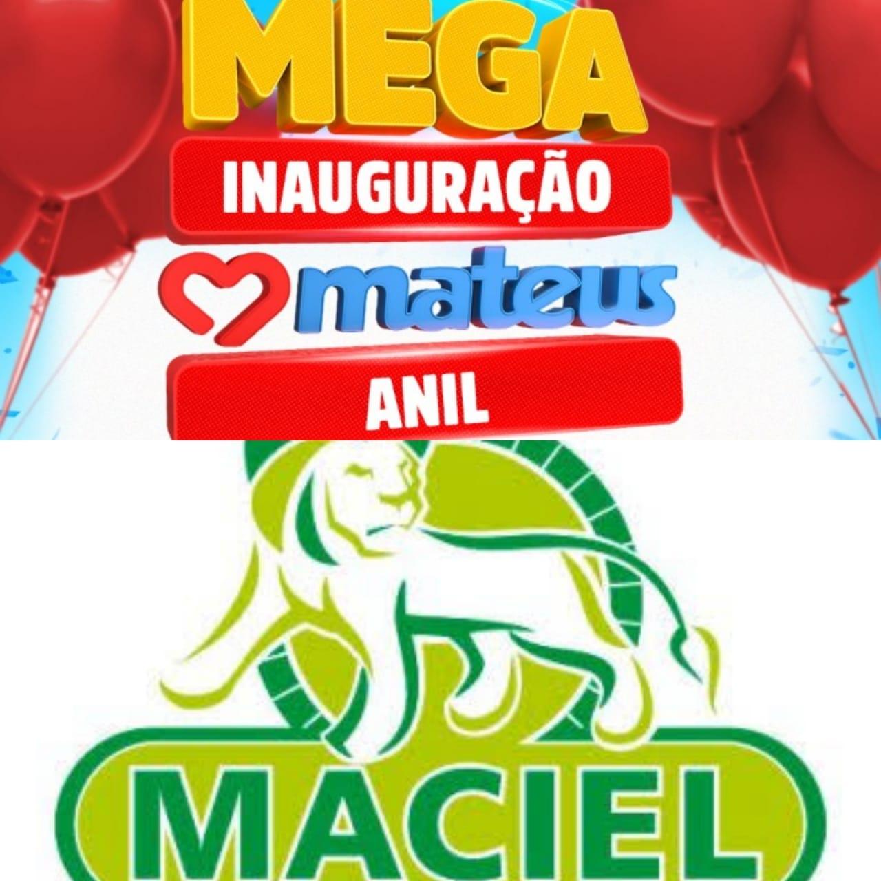 Grupo Mateus finca bandeira em mais uma ex-loja do Maciel
