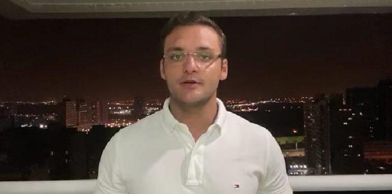 Felipe dos Pneus fala para TV Mirante