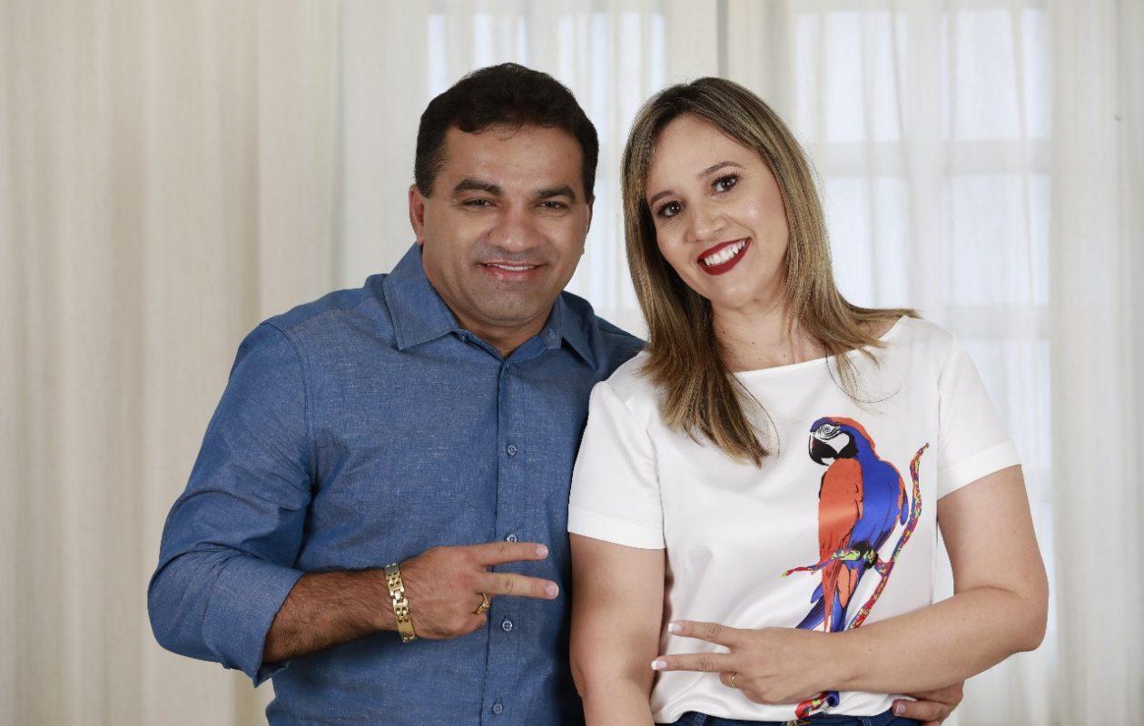 Detinha e Josimar na disputa em São Luís