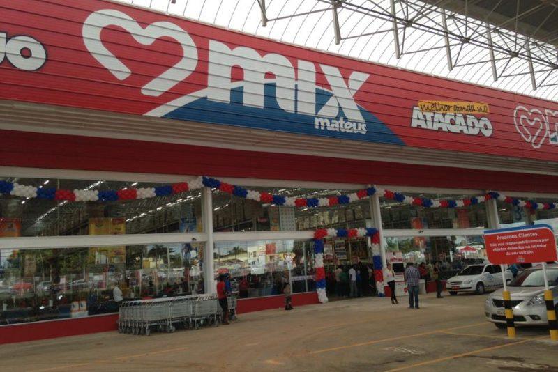 Mateus Supermercado, em tempo de pandemia, só divide se for no cartão da loja
