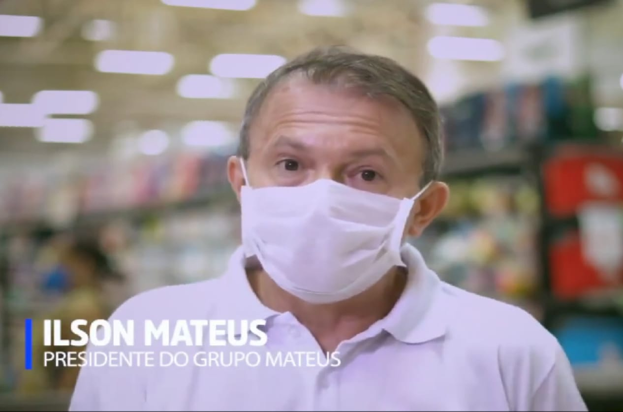 Rede Assaí inaugura e presidente do Grupo Mateus comenta política de preços do Mateus Supermercados
