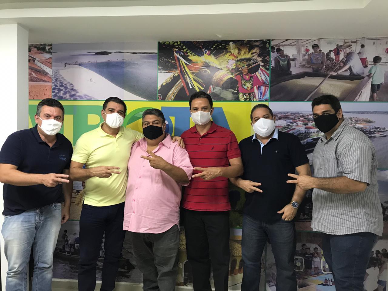 Eleições 2020: Julinho segue fortalecendo base durante pre-campanha em Ribamar