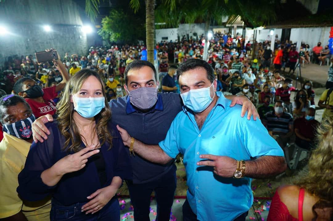 Aglomeração mascarada é permitida por autoridades sanitárias