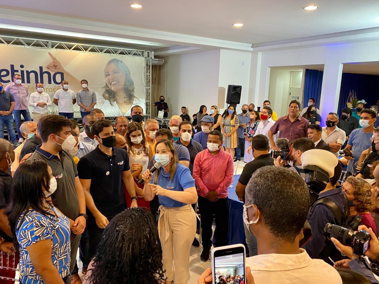 Josimar investe na campanha de Duarte Jr; Detinha desiste de candidatura