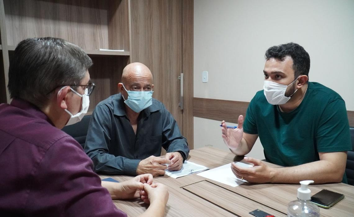 Sindicato dos Médicos apoia pré-candidatura do Dr. Yglésio