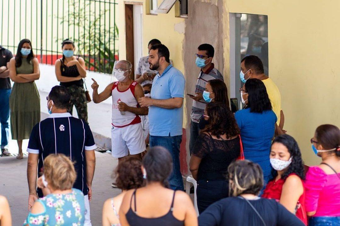 Yglésio destaca Termo de Cooperação entre Estado e Prefeitura para atendimento no Socorrinho do Cohatrac