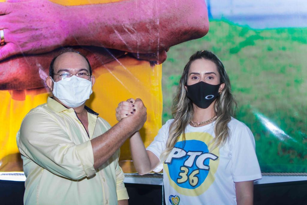 Anúncio do nome da vice-prefeita na chapa de Beto das Vilas incomodou a turma do prefeito