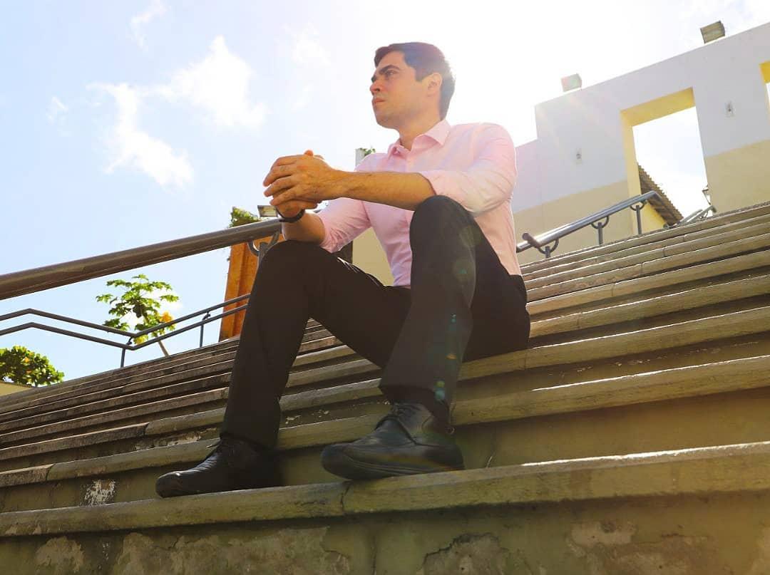 Julio Reis oficializa candidatura a vereador de São Luís