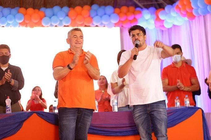 Lucyan Rezende na renovação da política de Dom Pedro