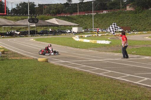 Copa Light de Kart é disputada em São Luís