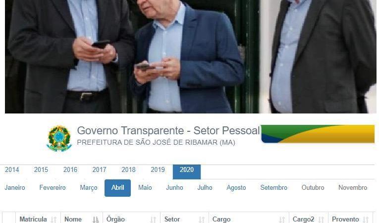 Candidato a vereador em Ribamar custou mais de meio milhão aos cofres municipais