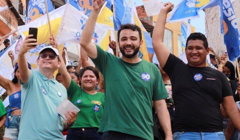 Na reta final, Yglésio segue conquistando voto a voto em São Luís