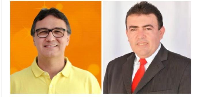 Bacabal: Pesquisa revela empate entre Expedito Júnior e Edvan Brandão