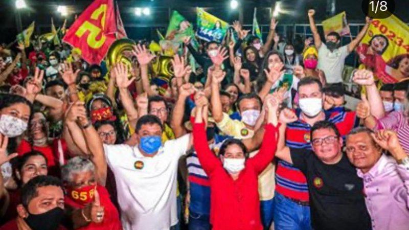 Paula Azevedo dispara rumo à reeleição em Paço do Lumiar