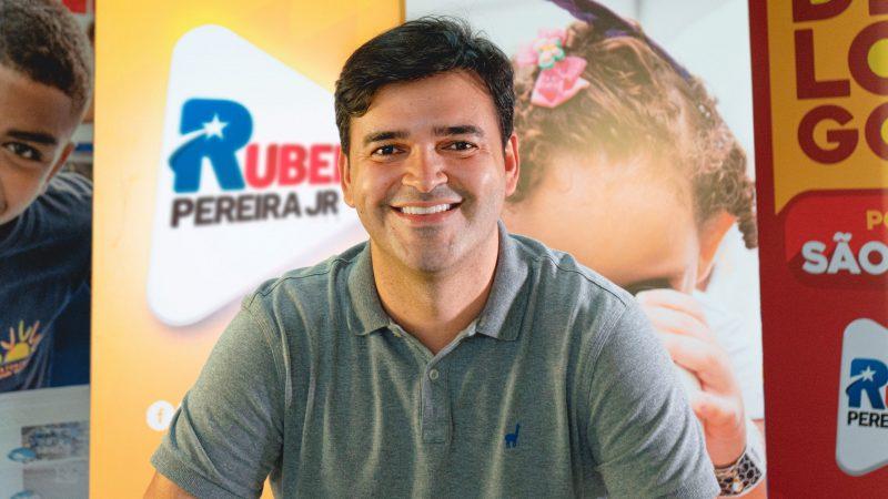 Rubens Pereira Jr apoiou Eduardo Braide na eleição passada