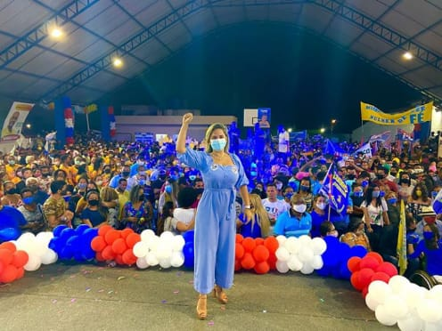 Em primeira eleição, Bianca Mendes é eleita vereadora de Paço do Lumiar