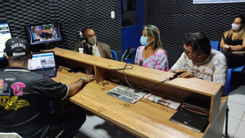 Bianca Mendes, eleita para Câmara de Paço do Lumiar, agradece votos