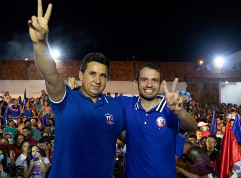 Eleições 2020: Nova pesquisa aponta vitória de Fernando Pessoa 51,75% em Tuntum – MA