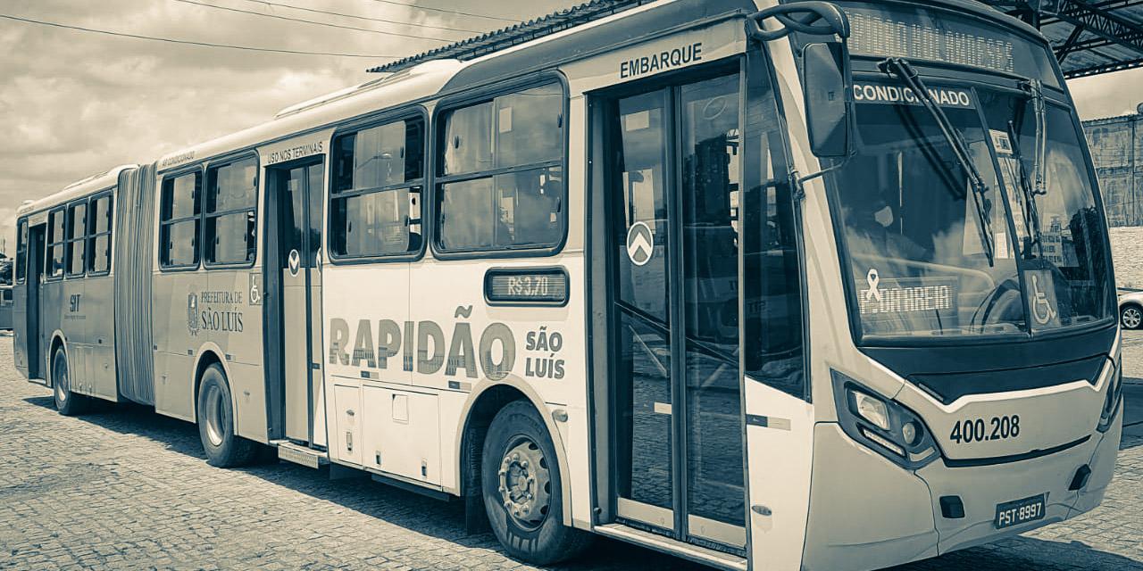 Prefeitura lança o serviço Rapidão São Luís no transporte coletivo