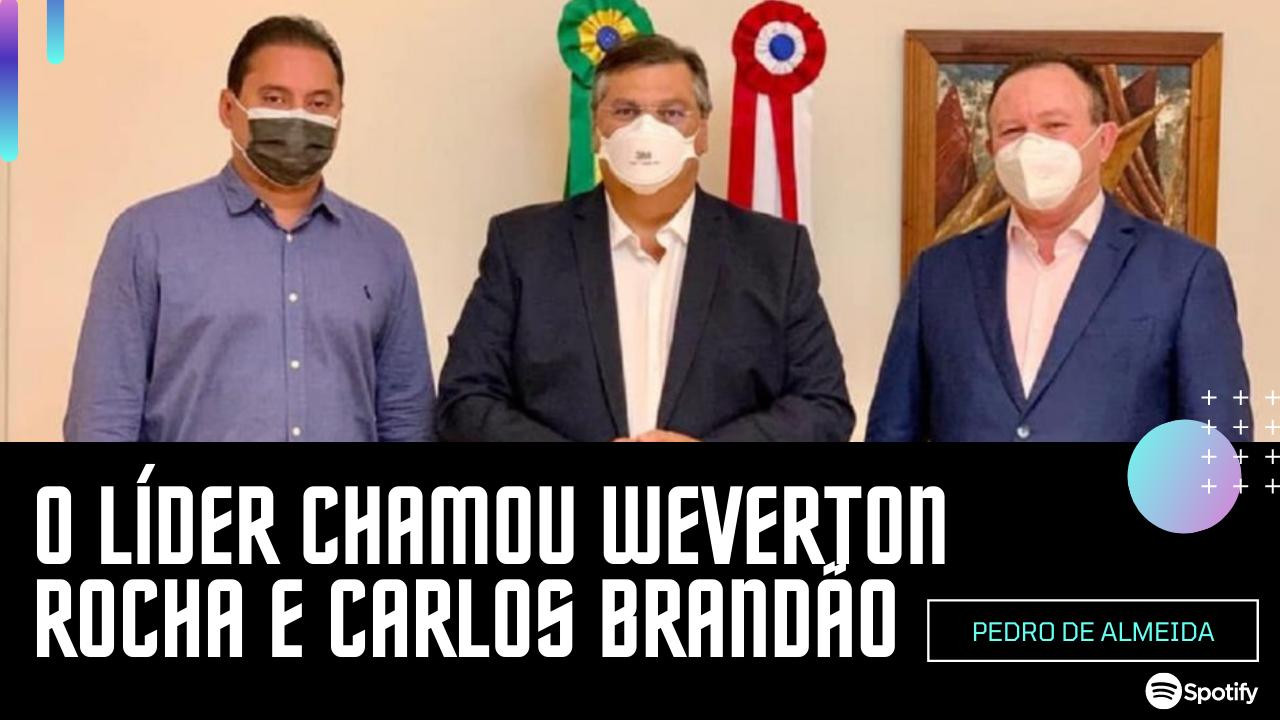 Podcast: Flávio Dino convoca reunião com Weverton e Brandão no Palácio dos Leões