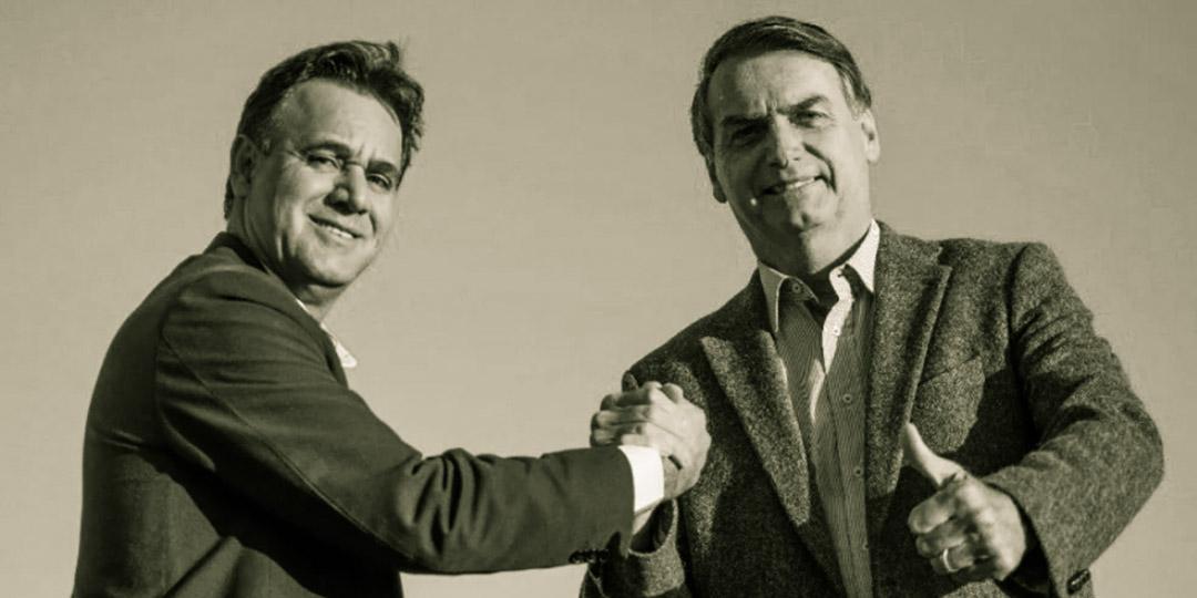 Partido ligado a Josimar, Patriota, fecha com Bolsonaro