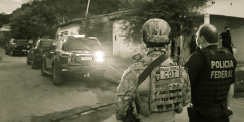 PF do Maranhão desarticula narcotraficantes em Caxias e Timon