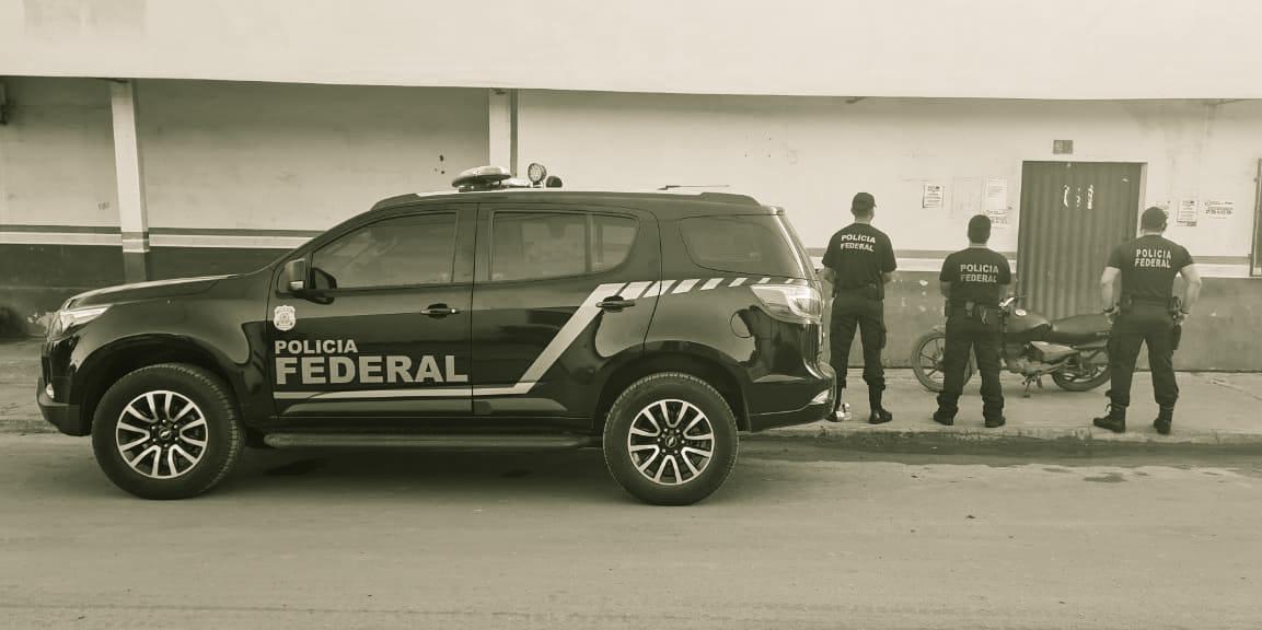 PF faz operação de fraude em licitação com dinheiro da covid-19; cidades do MA são alvos de investigações